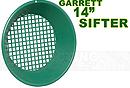 Garrett Sifter Classifier