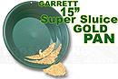 Garrett Super Sluice Gold Pan