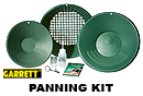 garrett panning kit