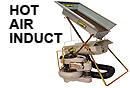 Hot Air Induction Drywasher