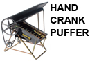 Hand Crank Drywasher